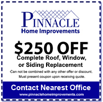 Pinnacle Roof Replacement Special
