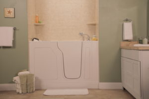 Walk-in Soaker Tub
