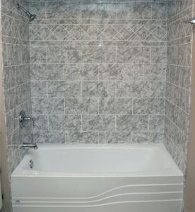 Shower Tub Combinations